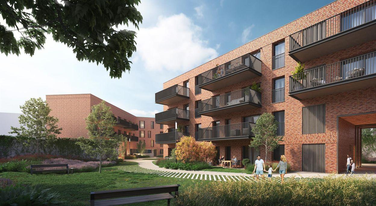 Duplex te koop in Gent