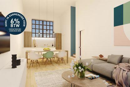 Duplex à vendre à Gand